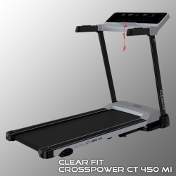 Беговая дорожка Clear Fit CrossPower CT 450 MI