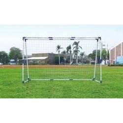 Ворота футбольные  из стали PROXIMA, размер 10 футов