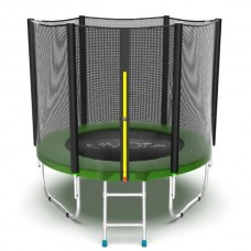 Батут EVO JUMP External 6ft (blue/green)