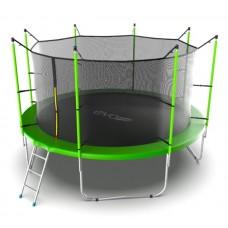 Батут Evo Jump Internal 12ft (blue/green)