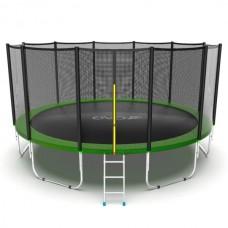Батут Evo Jump External 16ft (blue/green)