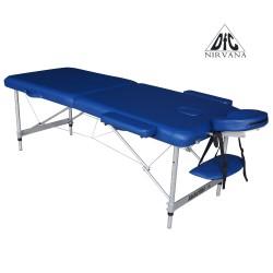 Массажный стол DFC NIRVANA Elegant Luxe (Blue)