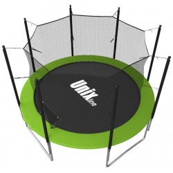 Батут UNIX line Simple 10ft inside (Green)